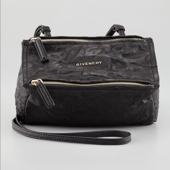 Givenchy Handbags - Givenchy Mini Pepe Pandora in Black f633f927a0ca5